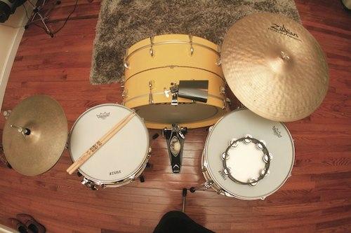 Joe Saylor Rise Up Modern Drummer Magazine