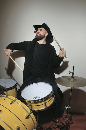 Joe Saylor Rise Up! - Modern Drummer Magazine