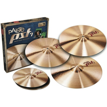 Paiste Cymbal pack