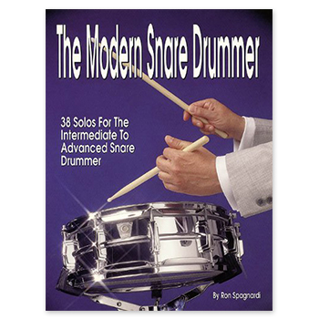 The Modern Snare Drummer (Print Book)