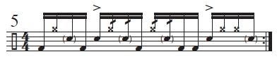 Linear Variations 5