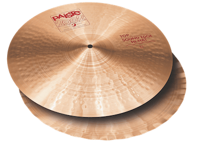 Paiste Sound Edge Hi Hats