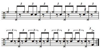 Swinging an Offbeat Figure 5a