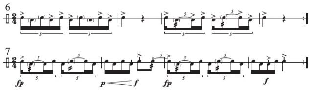 Basel Drumming Basics 6