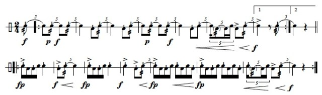 Basel Drumming Basics 8