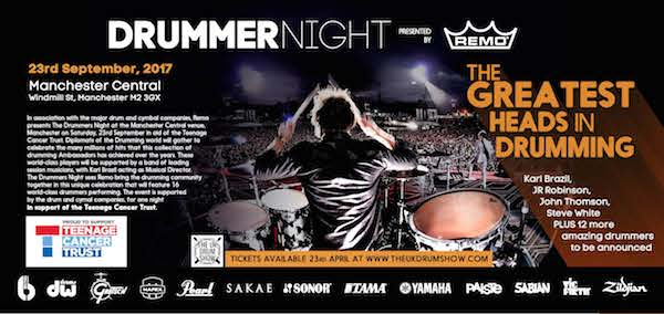 Remo Presents DrummerNight | Modern Drummer Magazine