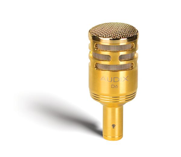 Gold mic