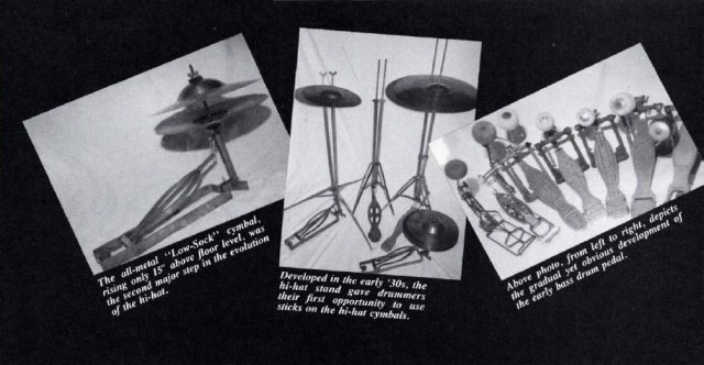 Evolution of the Drum Set 3