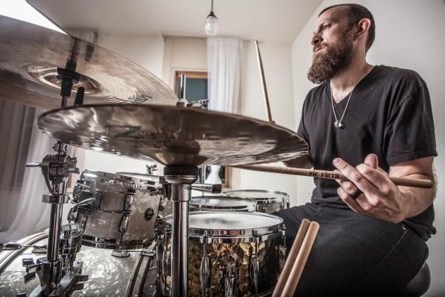 A Lot Like Birds' Joseph Arrington - Modern Drummer Magazine