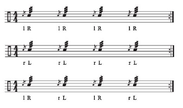 Compound Rudiments 1