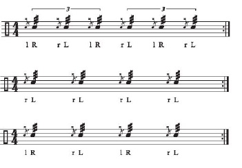 Compound Rudiments 6
