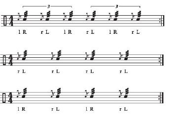 Compound Rudiments 6