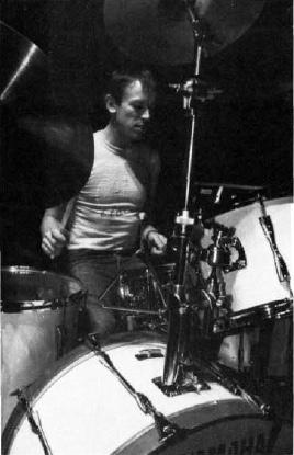 Larry Tolfree & Sue Hadjopoulos - Modern Drummer Magazine