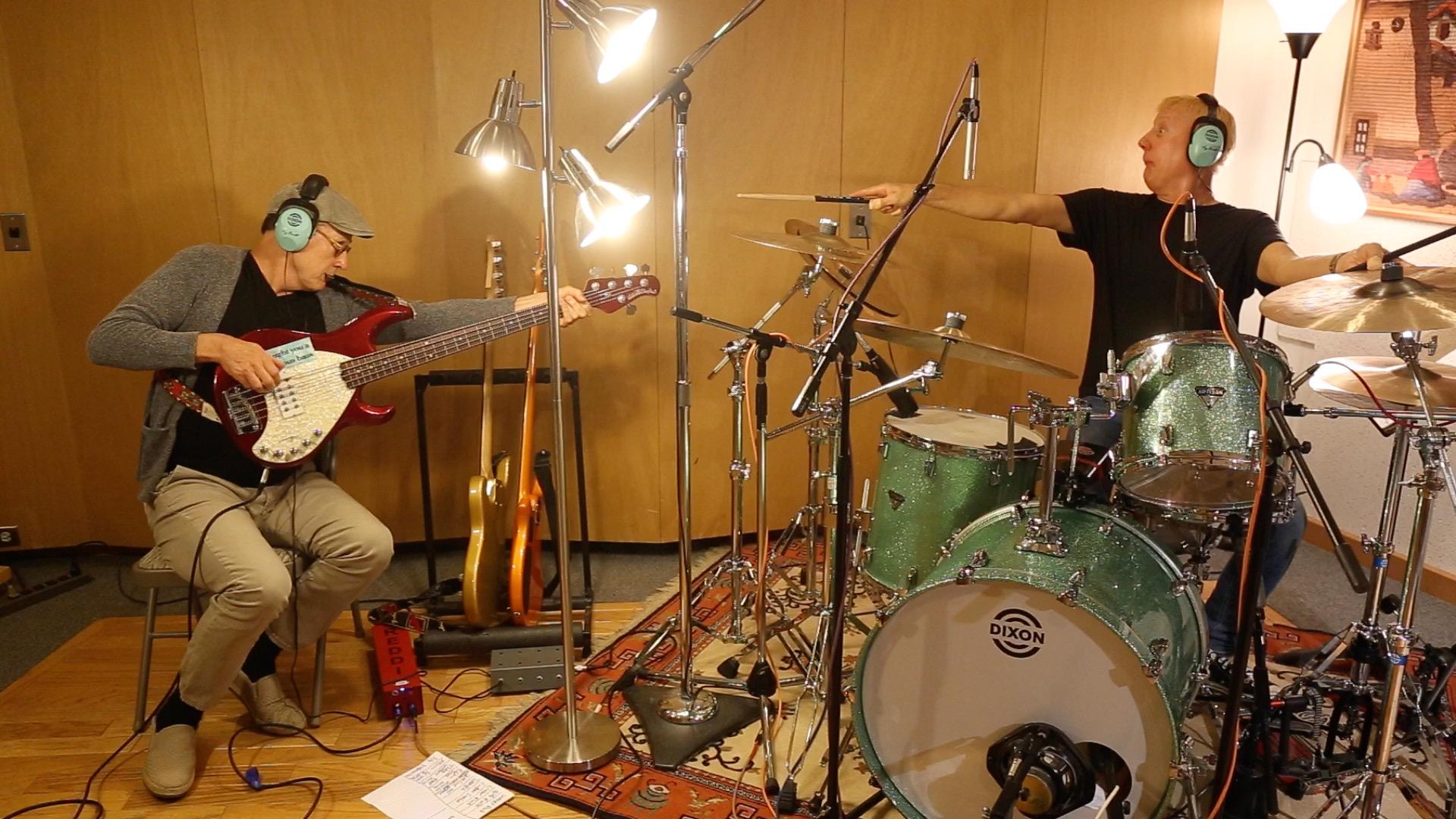 Bissonette Brothers Jam and Interview   Modern Drummer Magazine