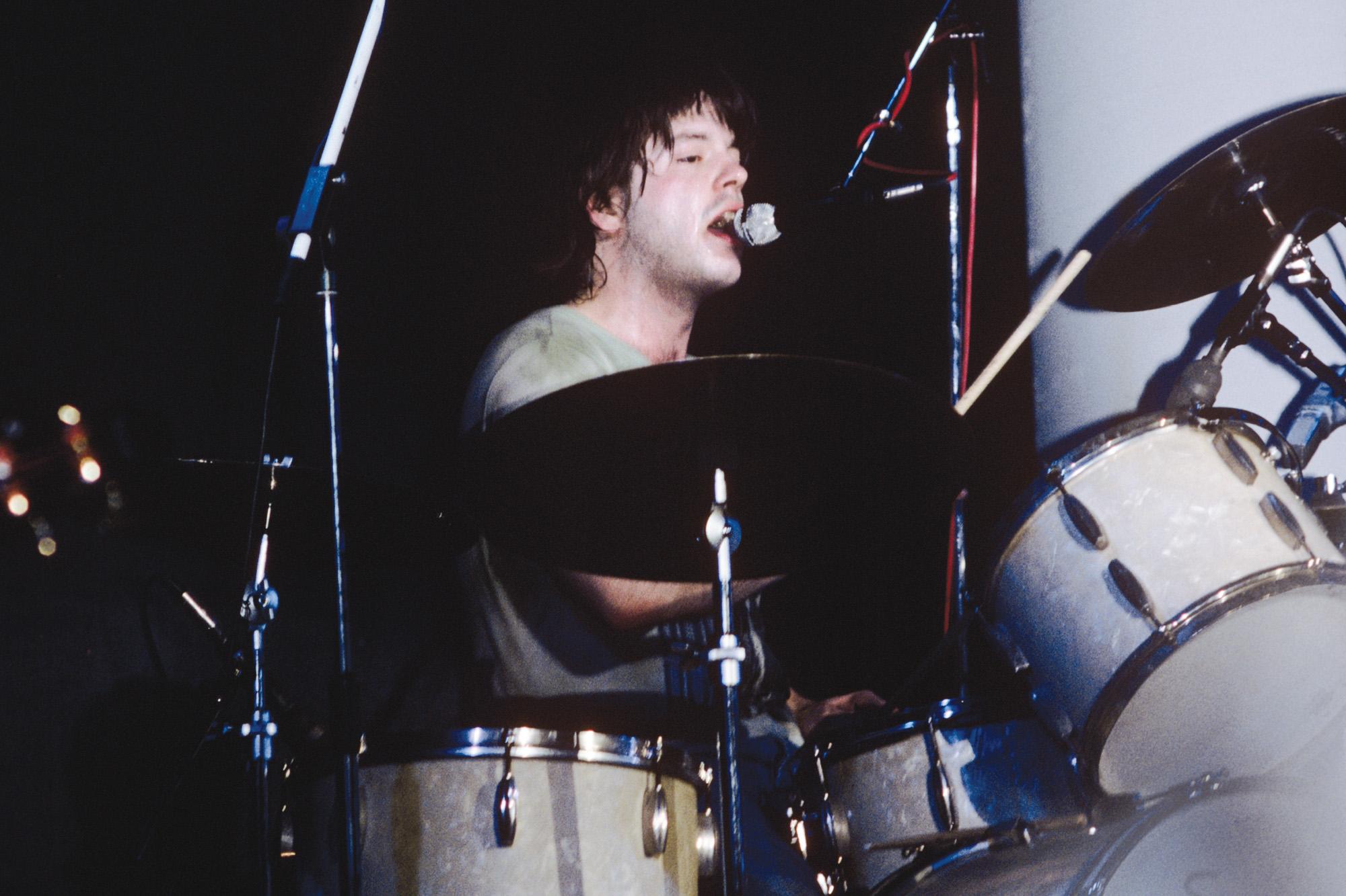 Hüsker Dü's Grant Hart: 1961-2017 - Modern Drummer Magazine