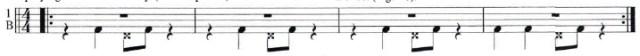 Transferring African Rhythms 2