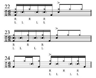 Flamaque Variations 22