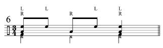 Flamaque Variations 6