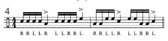 Rediscovering Rudiments 5