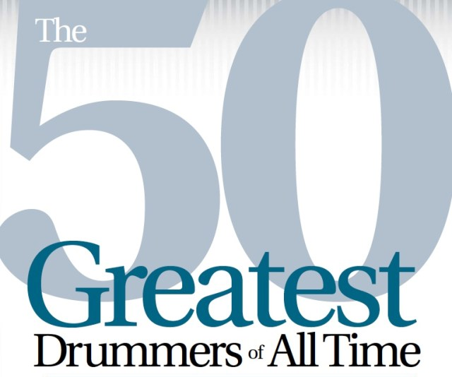 50 Greatest Drummers 1