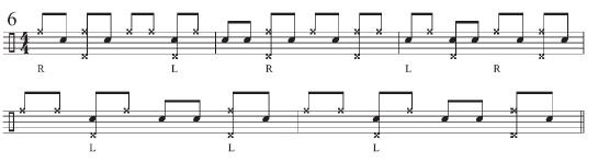 Up-tempo studies 10