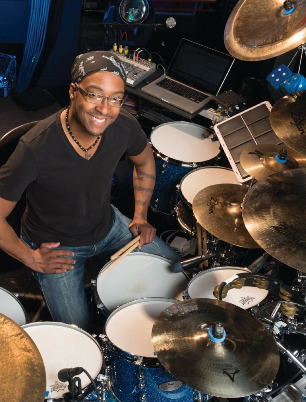 Nate Morton - Modern Drummer Magazine