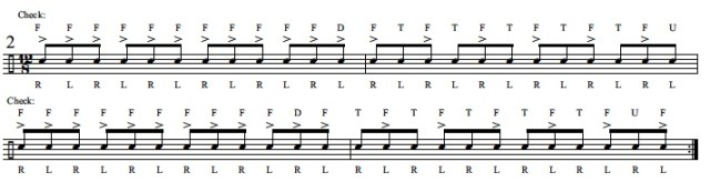 Rhythm and Timing 8th-Note Triplets 3