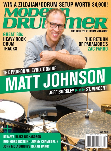 Great '80s Drum Performances - Modern Drummer Magazine