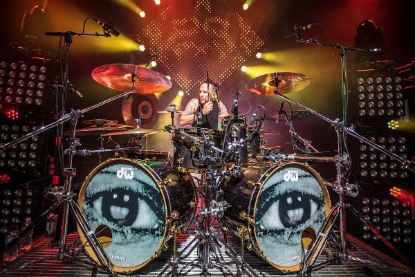 On The Beat with Roy Mayorga of Stone Sour: Talks New ...