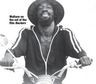 Leroy Horsemouth Wallace
