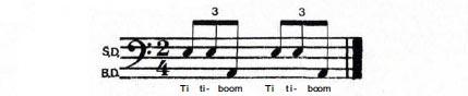 The Spang-ga-long and Ti-ti-boom Concepts 4
