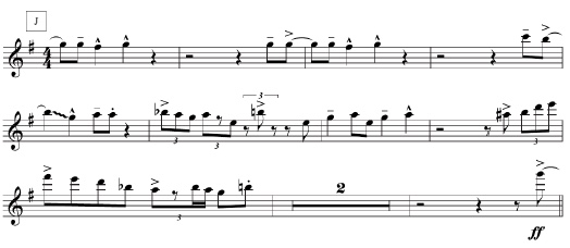 Approaches for Big Band Rhythmic Articulation 2