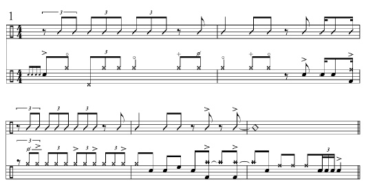 Approaches for Big Band Rhythmic Articulation 3