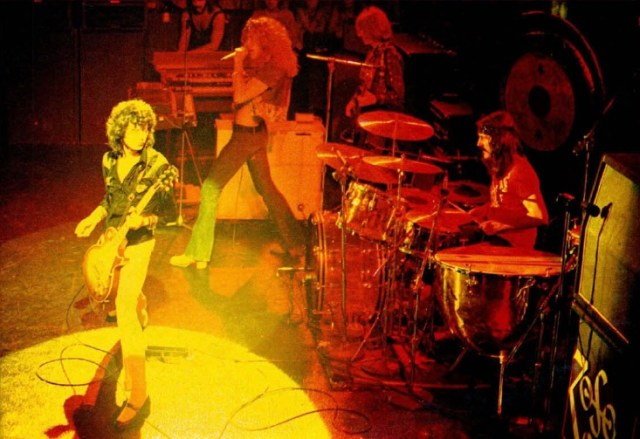 John Bonham - Modern Drummer Magazine