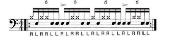 Paradiddle-diddle 11