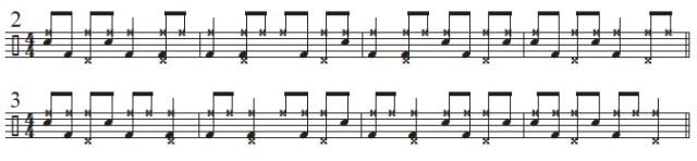Bebop Syncopation 2