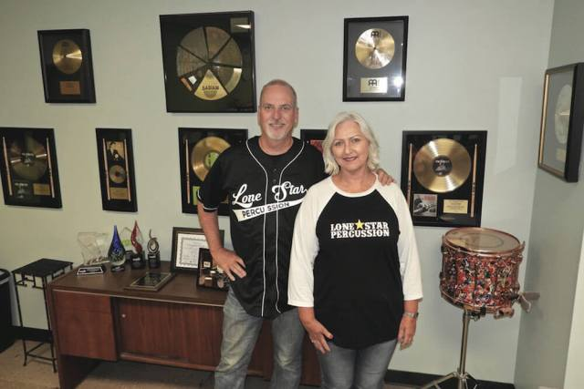 Jeff and Judy Nelson