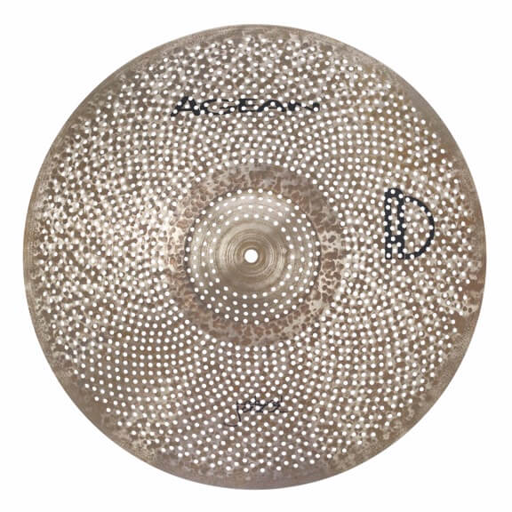 Agean low-noise cymbal