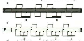 16th Note Triplets 4