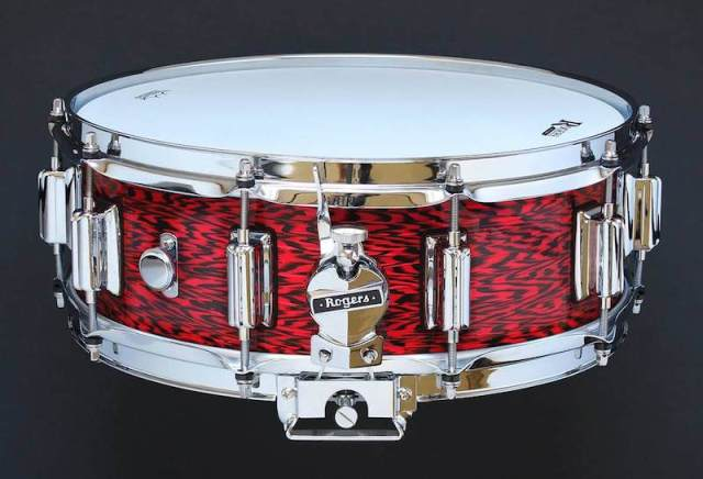 Rogers Dyna-Sonic Red