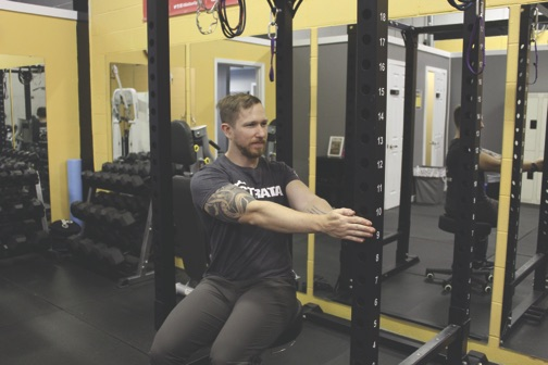 Isometrics for posture 3