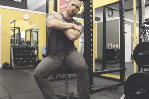 Isometrics for posture 4