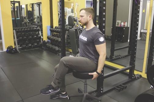 Isometrics for posture 1
