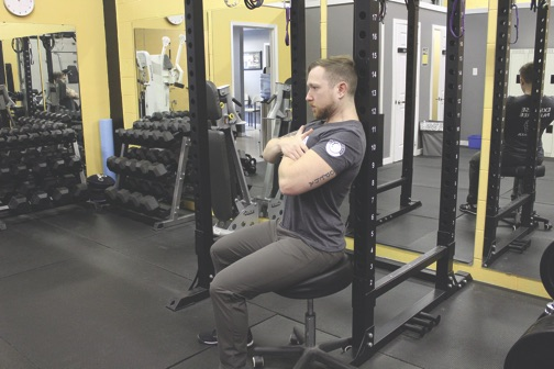 Isometrics for posture 2