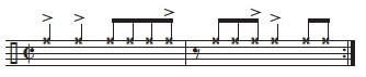 Mambo Bell Ideas in 3/2 time 1