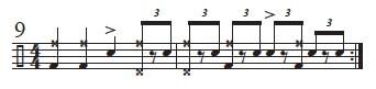Funkify Your Swing Feel 9
