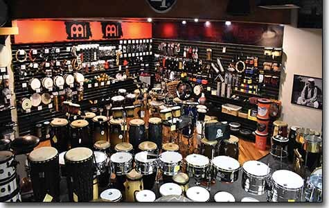 Bentley's Drum Shop
