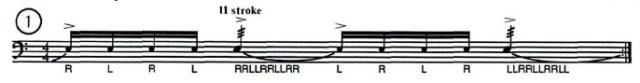 Odd Beat Subdivisions 1