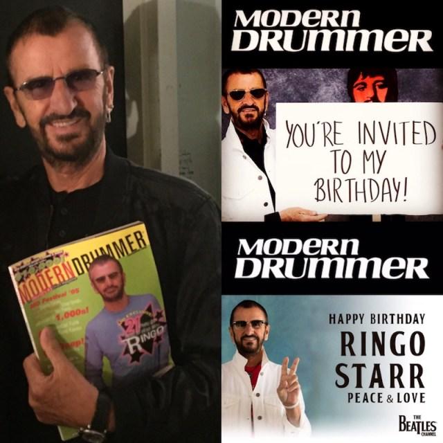 Ringo Starr Collage