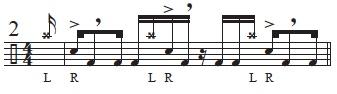Creative Cymbal Chokes 2